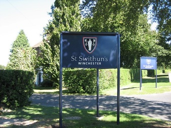 St Swithuns School